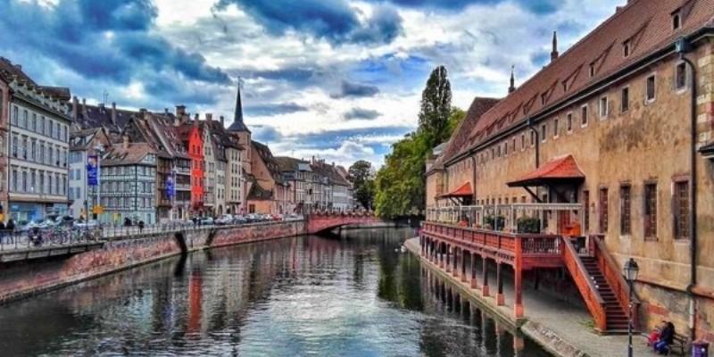 10 Tempat Wisata Terhits di Strasbourg, Prancis