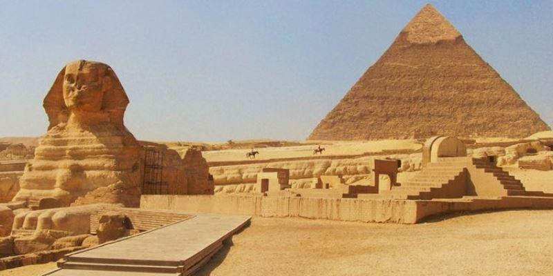 Fakta Tentang Piramida Giza