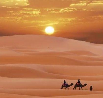 Gurun Pasir Dunia