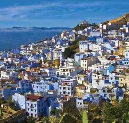 4 Trekking Paling Menakjubkan di Maroko